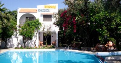 Hotel Keys – Oasis Hotel Rhodes (1)