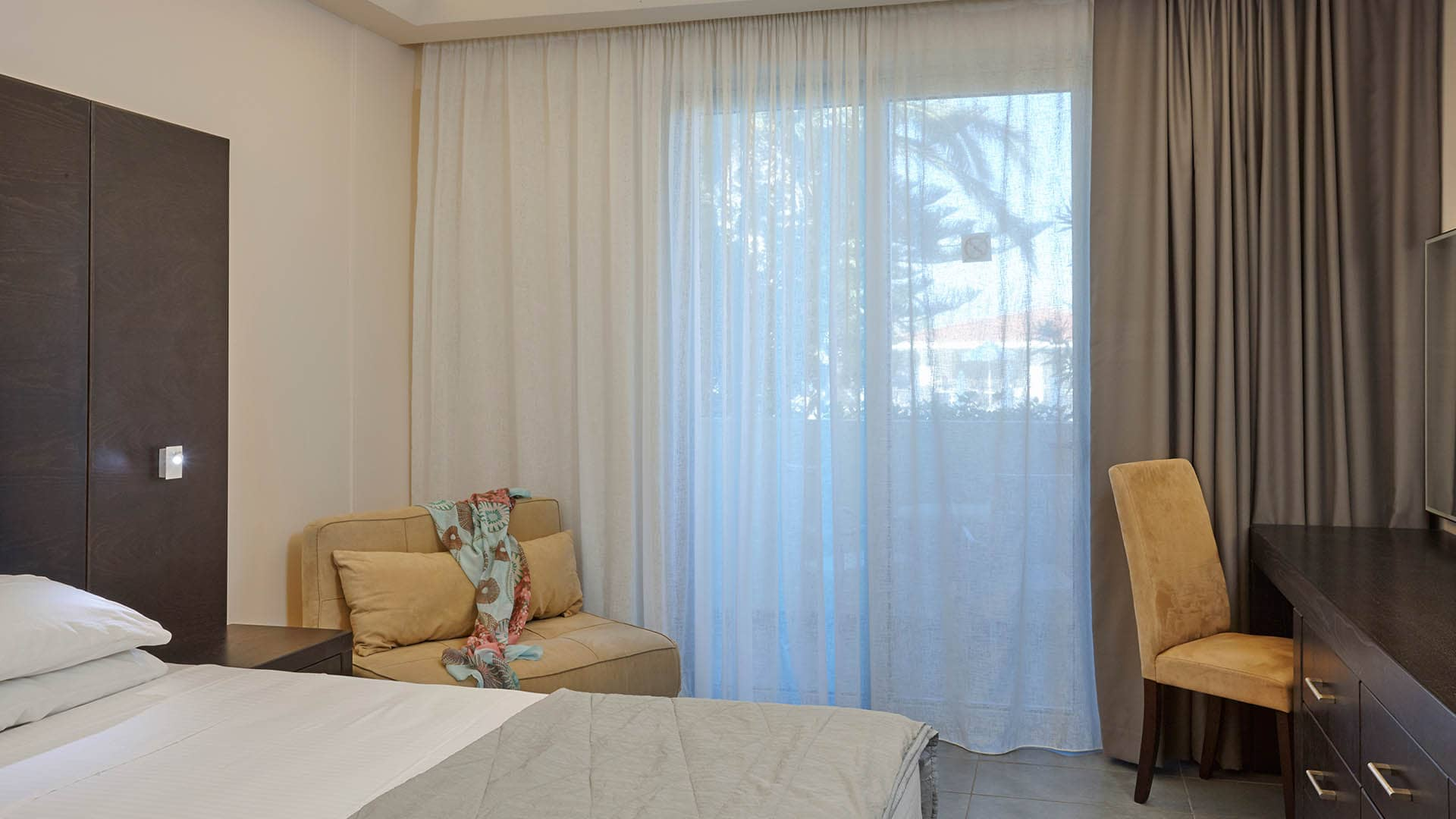 Classic Double Room With Seaside View Ammos Resort (2)