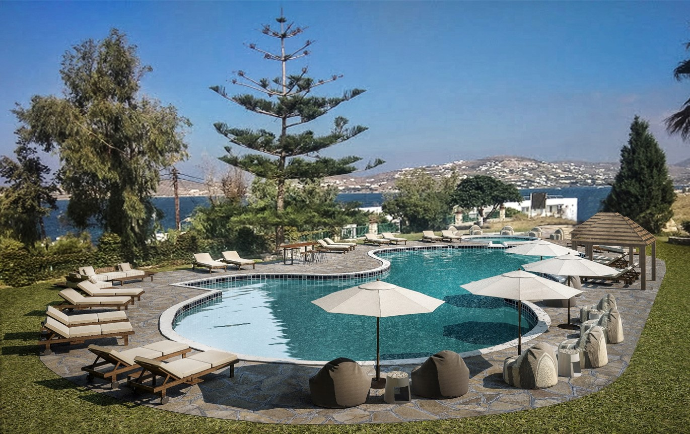 High Mill Paros – Opening Offer