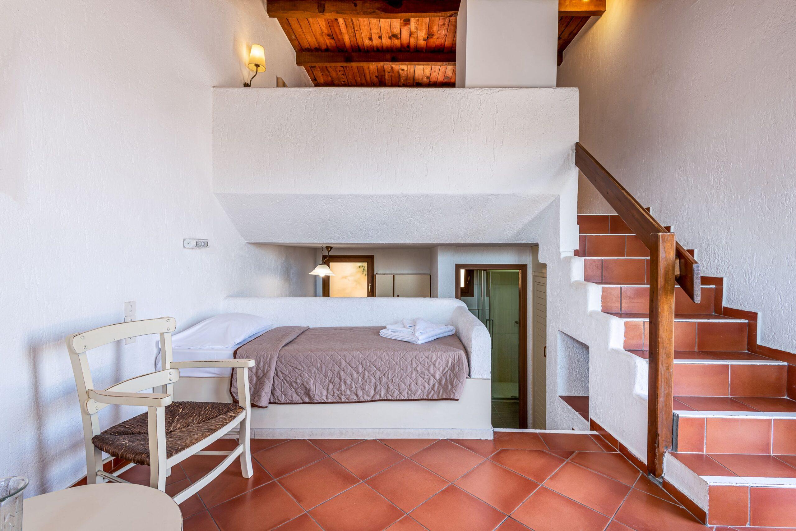 One-Bedroom Maisonette