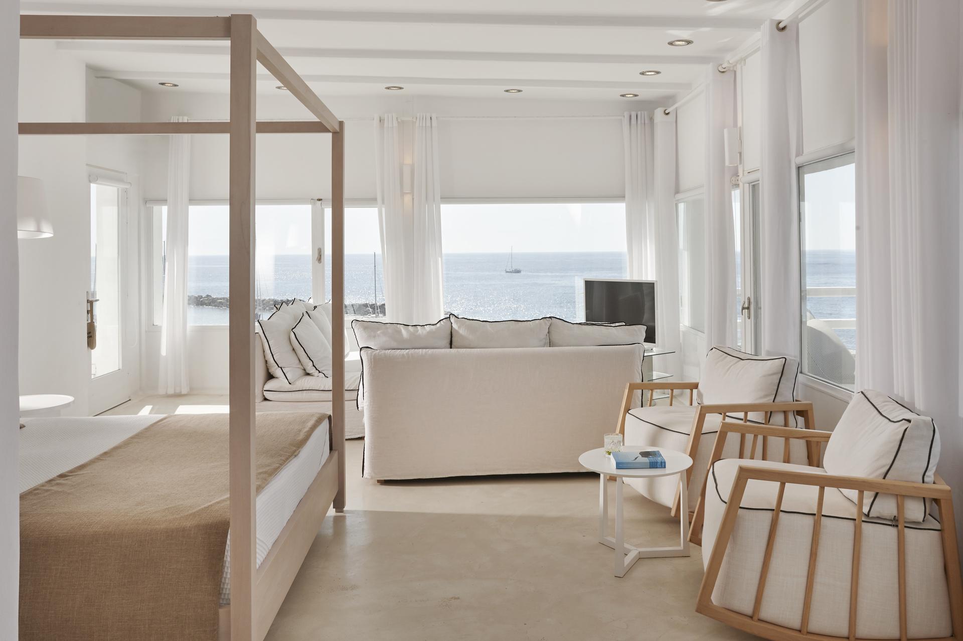 Notos Suite Sea View